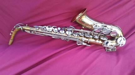 Alto Saxophone Selmer Bundy