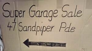 Super Garage Sale & Patio Sale Australind Harvey Area Preview