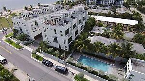 condo (townhouse) Floride/Pompano Face à la mer!