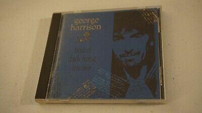 Harrison George : Best of Dark Horse 1976-1989 CD Expertly Refurbished