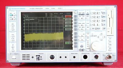 Rohde And Schwarz Fsiq7-b13-b70 100069 Spectrum Analyzer 20 Hz To 7 Ghz