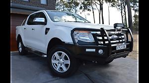 2014 Ford Ranger XLT Dual Cab Bega Bega Valley Preview