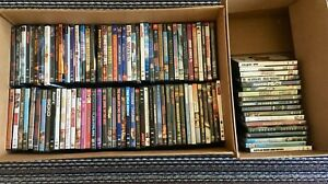 Over 100 DVDs for sale
