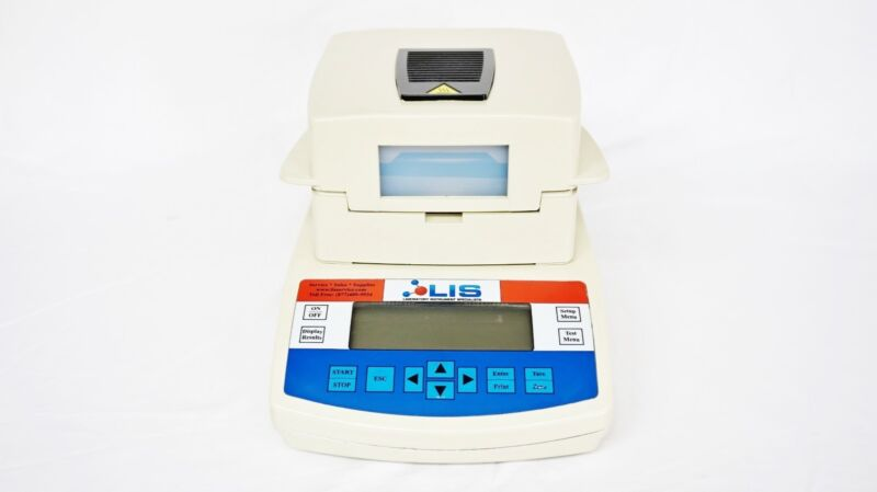 LIS MB 50 Moisture Analyzer - Fully Reconditioned