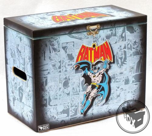 Batman - Large Comic Book Hard Storage Box Chest MDF