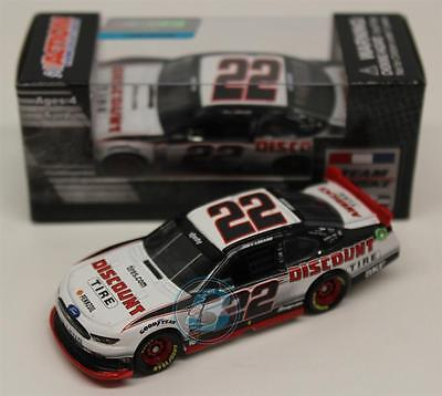 2016 Joey Logano  22 Discount Tire 1 64 Action Diecast In Stock Free Shipping