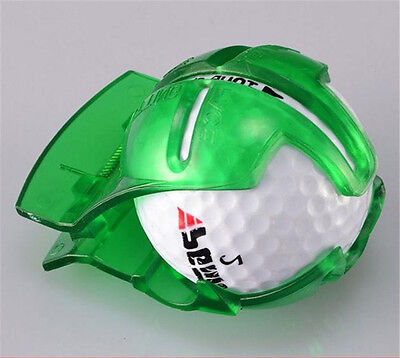 Golf Ball Line Clip Liner Marker Template Drawing Alignment Marks Tool Putting