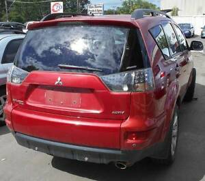 MITSUBISHI OUTLANDER RIGHT REAR BUMPER END, ZH 10/09-10/12 C19053 Lansvale Liverpool Area Preview