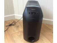 Sony Active Super Woofer SA-W10 sub speaker in good condition