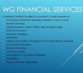 Financial Services offered
