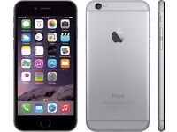 Apple IPhone 6 Plus. Slate grey. In lovely condition. Boxed. Unlocked to all networks