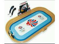 Olympic scalectrix