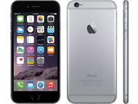IPhone 6 Plus Space grey factory unlock free to use any Sim Card