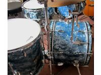 Interested In Buying Old Drums