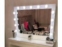 Hollywood Makeup Mirrors - Cheapest in UK - Sale 20% OFF! - Delivery all over UK