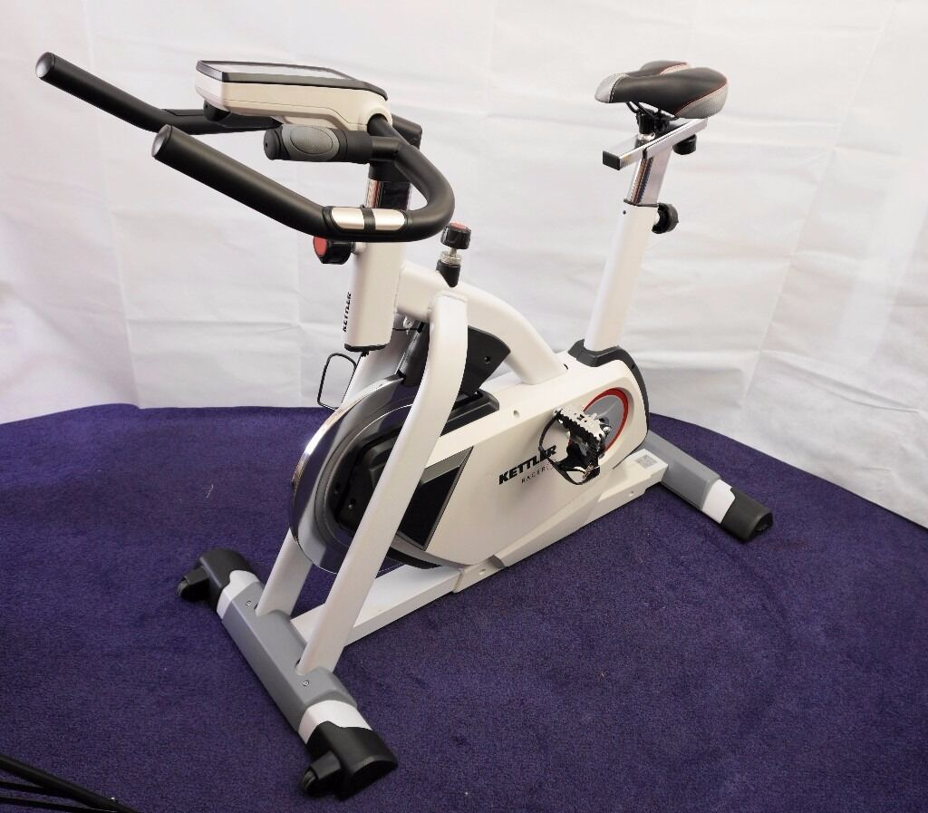kettler racer 1 indoor cycle spinning cardio bike rrp 499 in nuneaton warwickshire gumtree. Black Bedroom Furniture Sets. Home Design Ideas