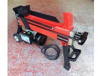 Logmaster 4-Ton 230V Electric Hydraulic Wood Log Splitter + WARRANTY!