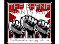 RUNNER/BAR-BACK for amazing Chelsea location. Great team & customers! A chance to join TEAM PHENE!
