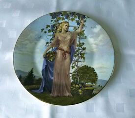 decorative plates/wall plates