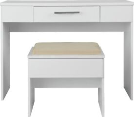 Normandy Dressing Table - White