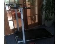 V-fit treadmill, hardly used - £75