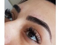 microblade brow tattoo