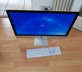 """Apple iMac A1419 27"""" Desktop Pc MD096LL/A 2012 1tb Hard drive, 32gb ram, core i5"""