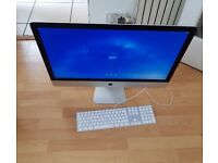 "Apple iMac A1419 27"" Desktop Pc MD096LL/A 2012 1tb Hard drive, 32gb ram, core i5"