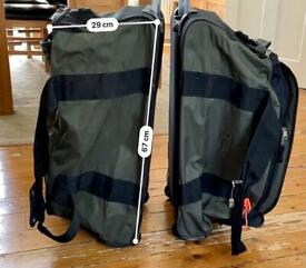Pair of Rugged Gear soft cases