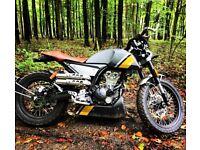 125 Mondial - beautiful bike