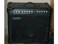 Laney Linebacker 100w 2 channel guitar combo 1x12.