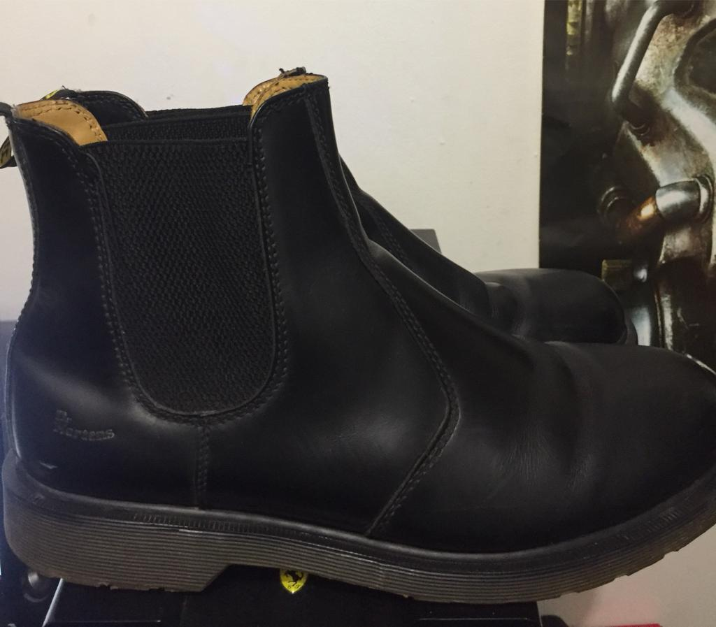 Doc marten Chelsea boot safety boots size 10-11 offers