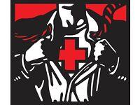 £13ph - Deputy Fundraising Manager Red Cross (Door to Door)