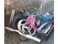 bandit 400cc bike parts