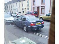 BMW 320i SE, Grey. 5 months MOT remaining.
