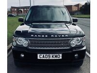 RANG ROVER 3.6 DIESEL 1 OWNER AUTO finance available