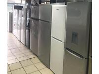 Fridge freezer neat n tidy tested with Warranty from £75