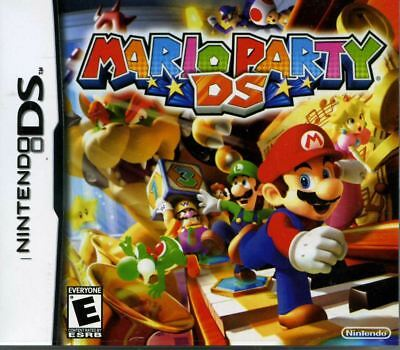 MARIO PARTY DS Game for KIds NINTENDO DS PAL EUR Fast Post UK](Mario Games For Kids)