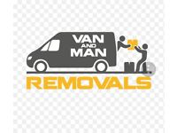 Van and Man Devon Removals