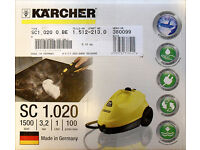 "Brand New -""Kärcher"" SC 1.020 Steam Cleaning Station"