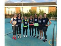 Looking for new players to join our friendly netball team (Clapham Common)