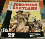 jonathan cartland edition dargaud 16/22