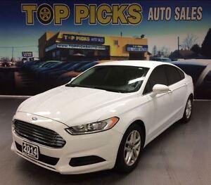 2014 Ford Fusion SE, 1.5 LITER ECOBOOST, SPORT APPERANCE PACKAGE