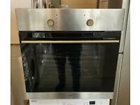 Logik Built In Electric Oven & Grill with Local Free Delivery