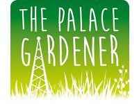 Garden assistant required for South London based company