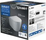 Duravit Me By Starck WC pot Wit van 642 voor 315