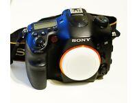 Sony Alpha a99 24.3MP Full-Frame DSLR Camera - Black (Body Only)