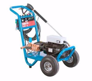 2800 PSI – Bertolini Electric Pressure Washer – With Auto Start