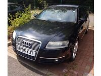 2005 Audi A6 S-Line 2.4 Auto Petrol +LPG Converted Bose Non runner Electric Fault