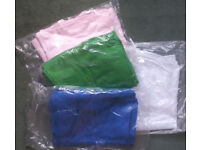 T-shirt and Hoodie Blanks - brand new stock of t-shirts/hoodies from old screen printing business